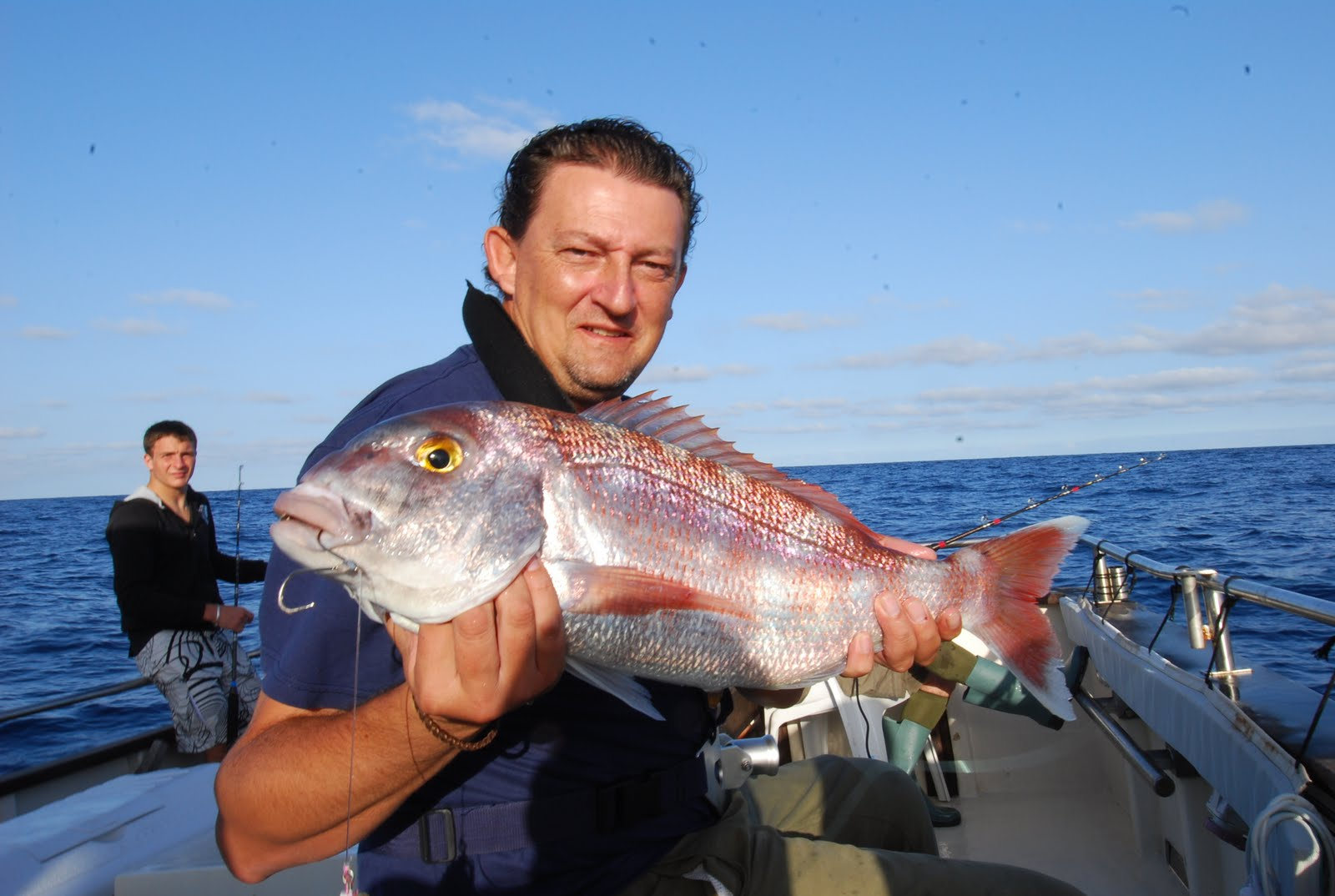 Pesca en la Graciosa Denton