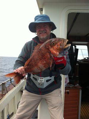 Pesca en  La Graciosa 2012 Urta